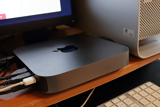 Mac miniとMac Pro