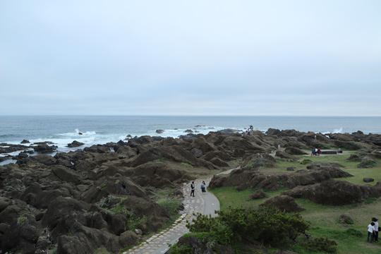 野崎灯台 絶景